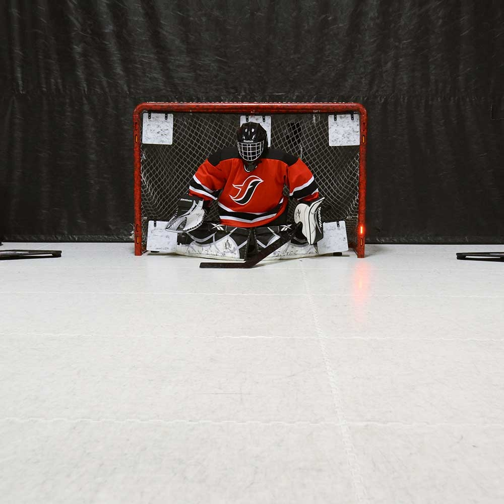 XHP Heads Up Net - Pro Facility Hockey Goal xHockeyProducts.ca Canada
