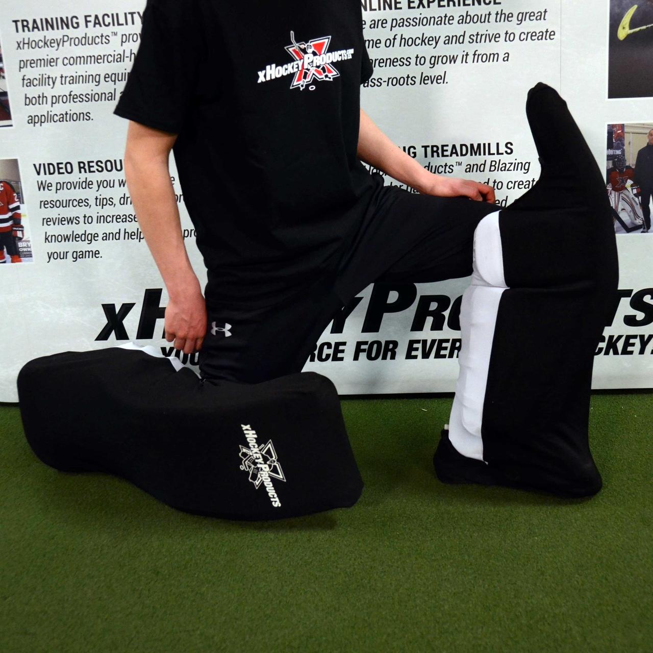 Goalie Leg Pad Sleeves
