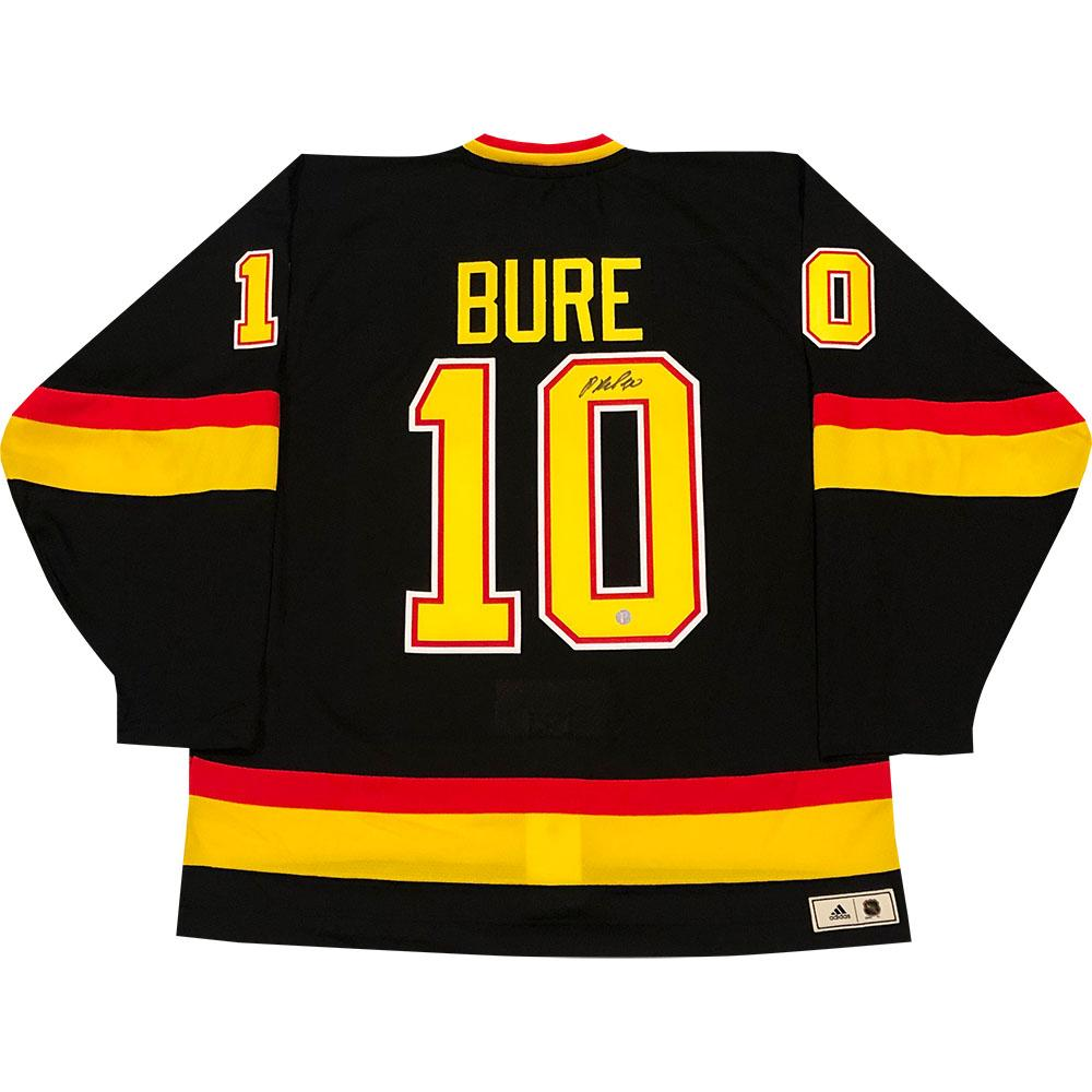 Pavel Bure Autographed Vancouver Canucks Pro Jersey xHockeyProducts.ca Canada