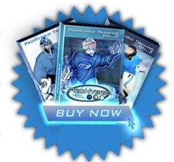 ProHybrid Goalie Training DVD's