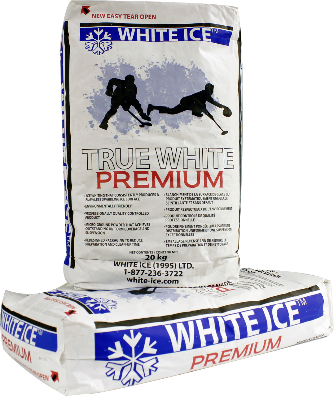 True White PREMIUM Ice Paint - White Ice xHockeyProducts.ca Canada