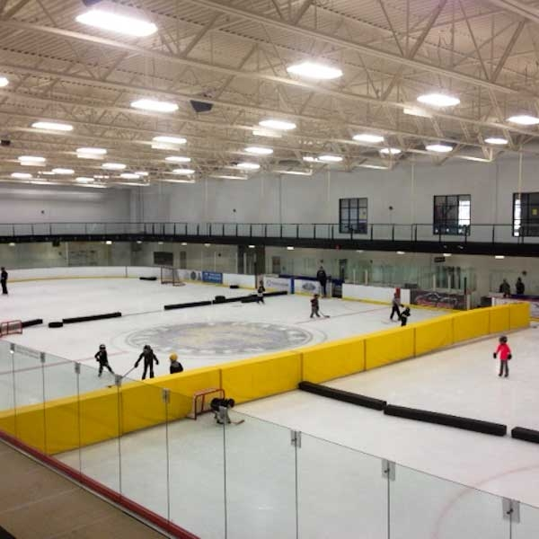 """xDividers 42"""" Cross-Ice Divider System at xHockeyProduct.ca Canada"""