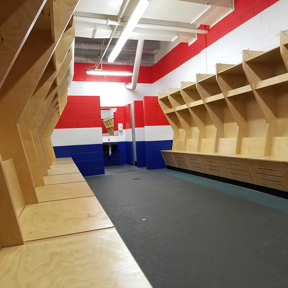 ProTeam Hockey Stall Locker Commercial