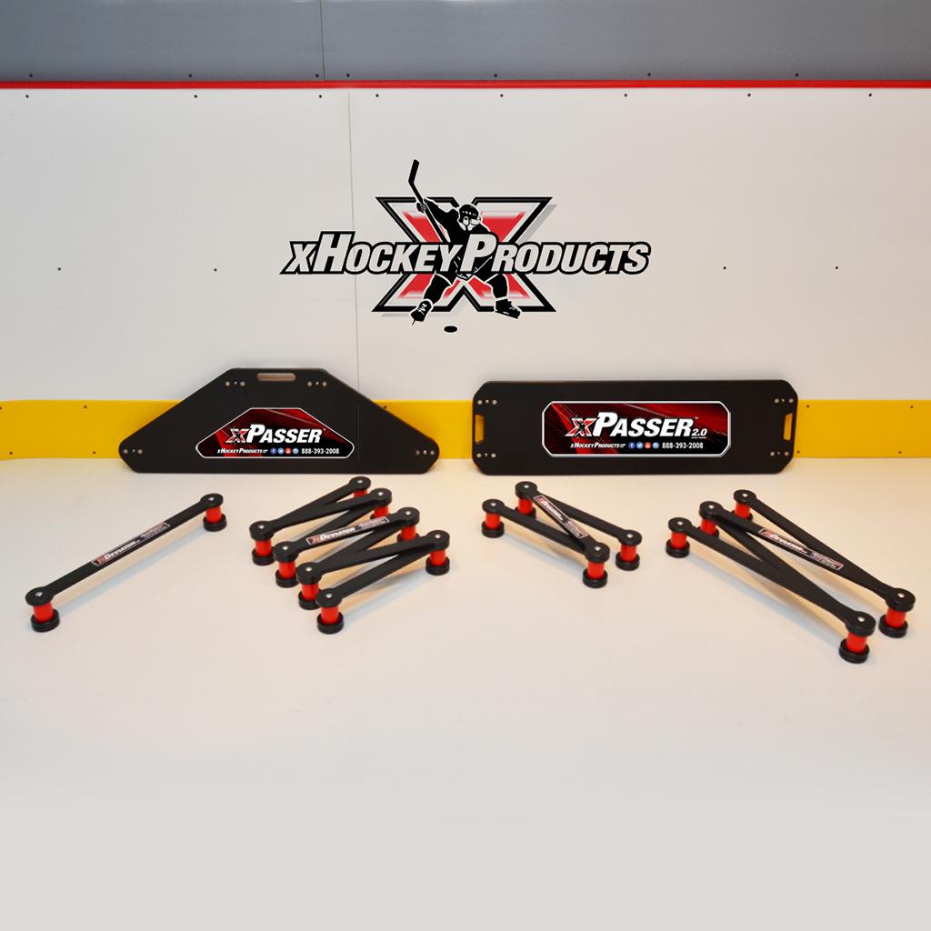 xDeviator 4.0 Hockey Stickhandling Trainer xHockeyProducts.ca Canada