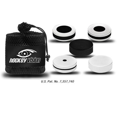 Hockey Vision Training Pucks (5 Puck Set) xHockeyProducts.ca Canada