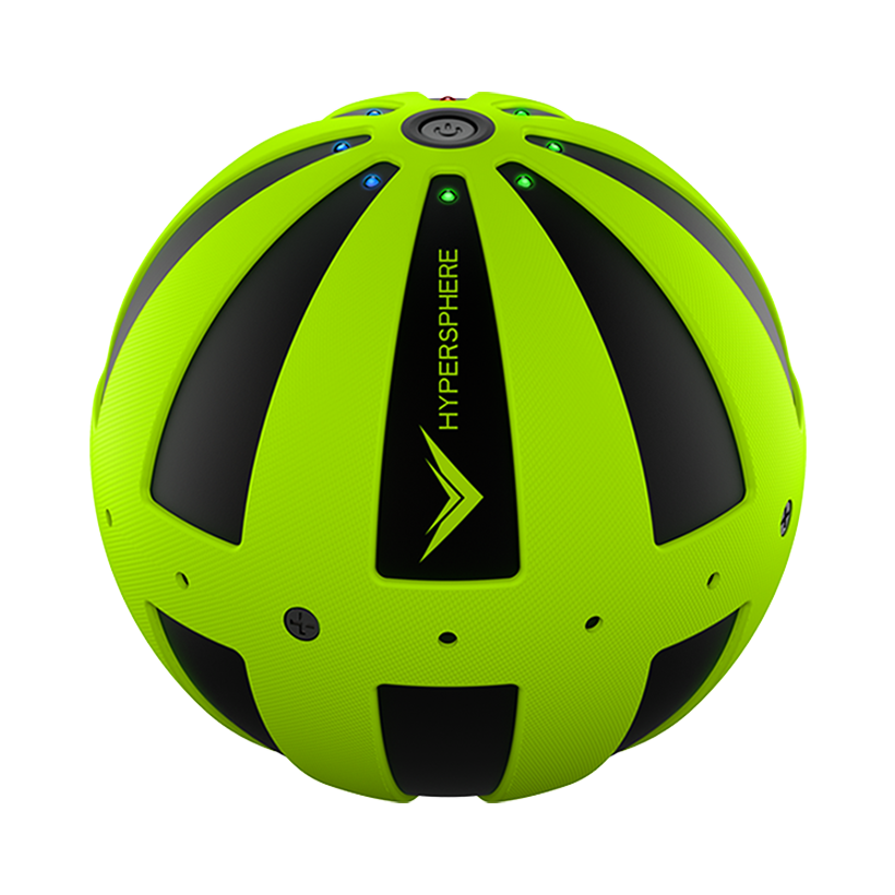 HYPERICE Hypersphere Vibrating Massage Therapy Ball xHockeyProducts.ca Canada
