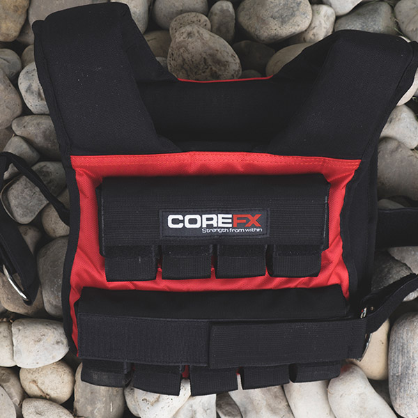 CoreFX Pro Weighted Vest xHockeyProducts.ca Canada