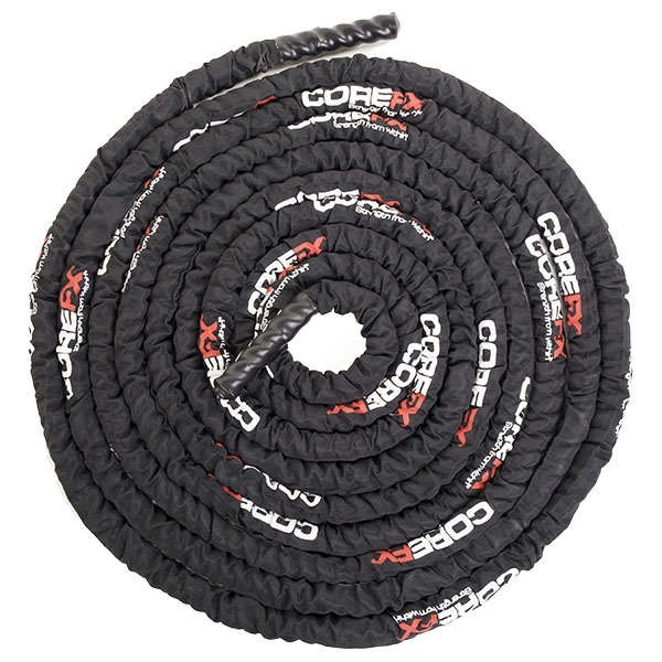 CoreFX Covered Battle Rope xHockeyProducts.ca Canada