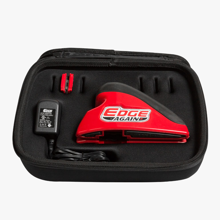 Edge Again Power Skate Sharpener GOALIE at xHockeyProducts.ca Canada