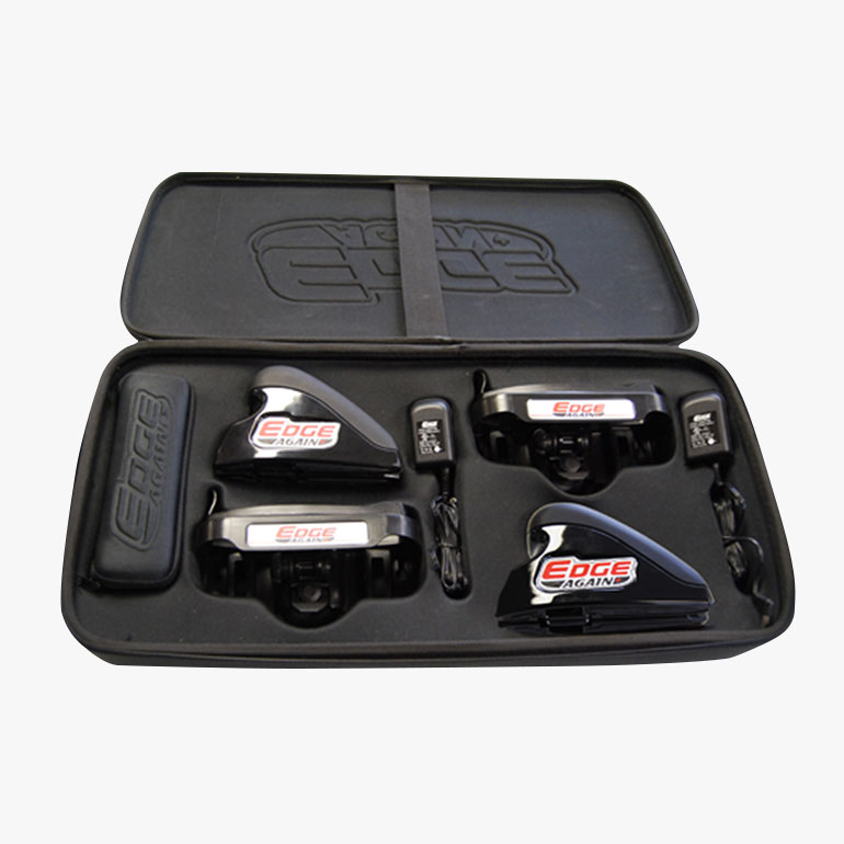 Edge Again Power Skate Sharpener PLAYER Double Pro Power Kit at xHockeyProducts.ca Canada