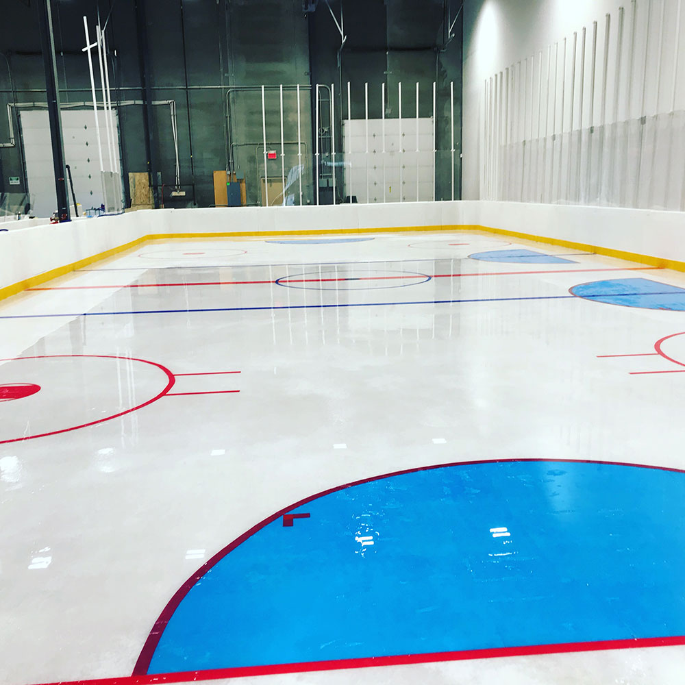 ProWall ICE Plastic Dasherboard System