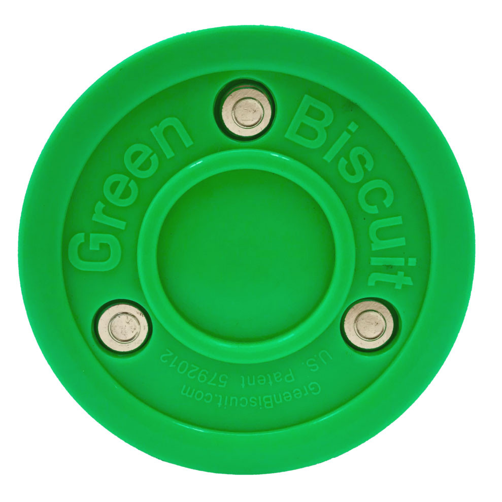 Green Biscuit Red