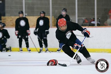 Gretzky Hockey School - Coeur D'Alene, ID (Week 1)