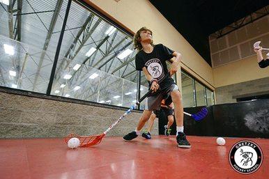 Gretzky Hockey School - Coeur D'Alene, ID (Week 2)