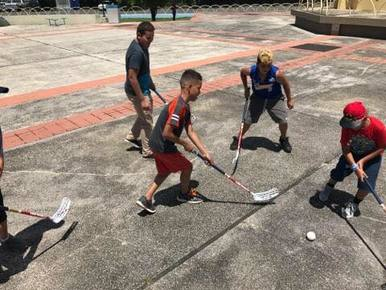Hockey in Puerto Rico