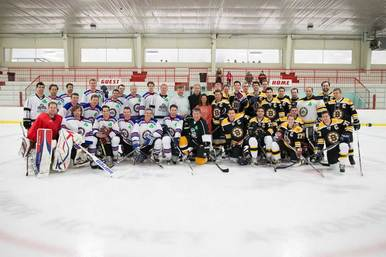 The Corey C. Griffin NHL Alumni Pro-Am