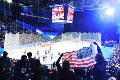 Wayne Gretzky Ice Hockey Classic 2016 – Australia