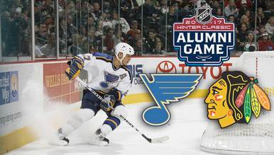 Winter Classic Alumni Game