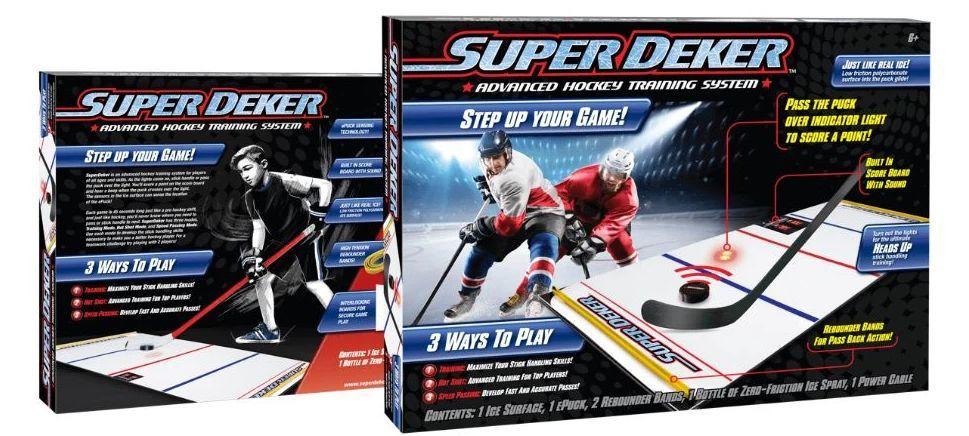 SuperDeker Box Graphics