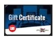 XHP Gift Certificate!