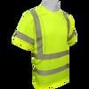 Hi-Vis Performance Stretch Class 3 T-Shirt  ## G818 ##