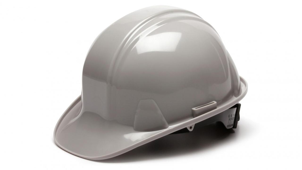Pyramex® Cap Style Hard Hats - Grey
