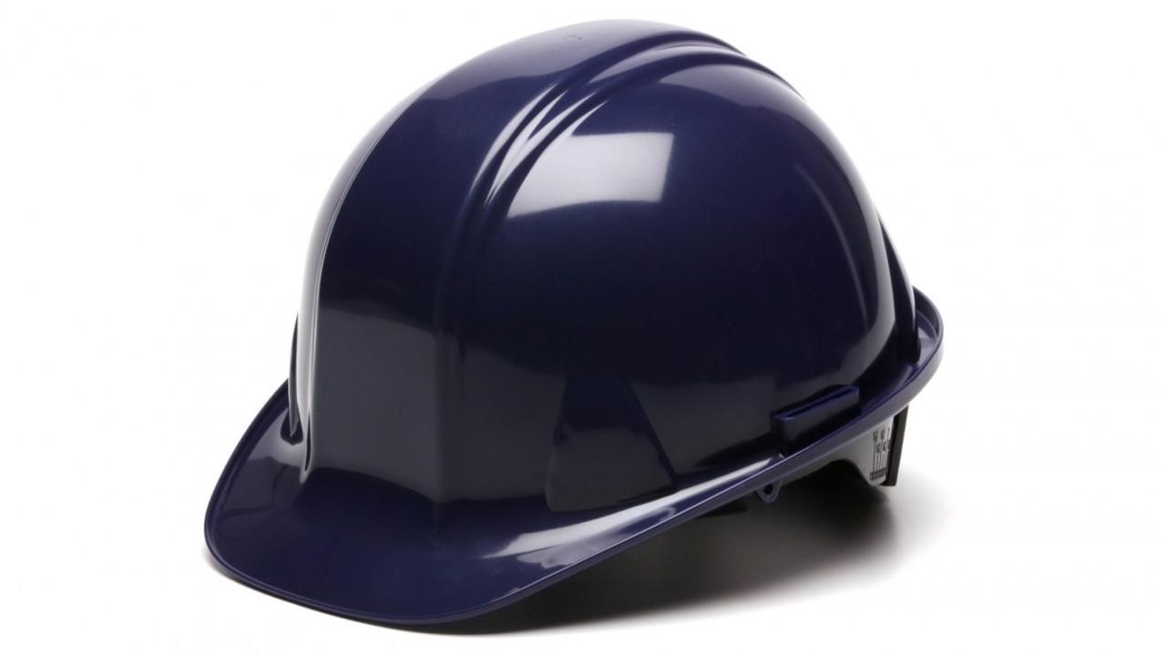 Pyramex® Cap Style Hard Hats - Navy