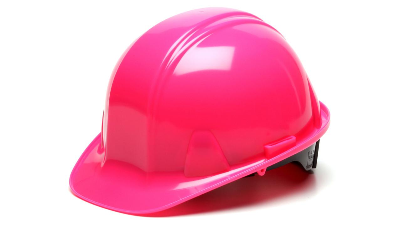 Pyramex® Cap Style Hard Hats - Pink