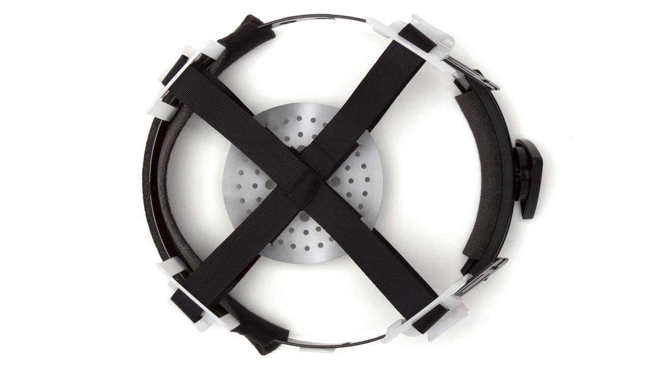 Pyramex® Full Brim Hard Hats - Replacement Suspension