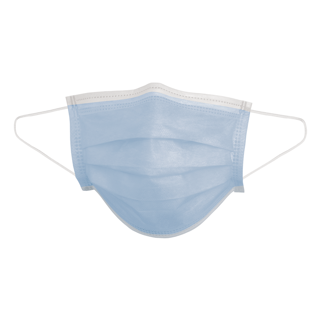 Disposable Face Mask ((LIGHTWEIGHT) Disposable Face Mask (50 pack)