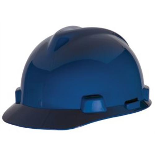 V-Gard® Cap Style Hard Hats - Navy