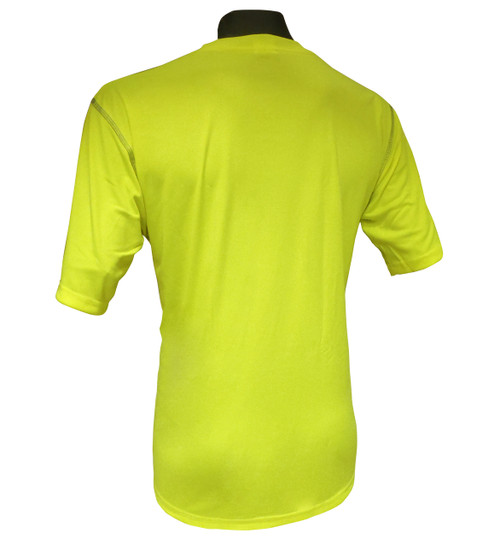 Hi-Vis Dri Knit T-Shirt Back