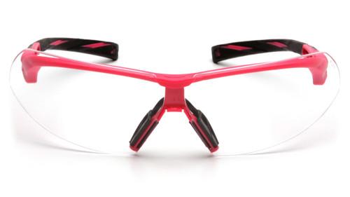 Pyramex® Onix Pink Frame Safety Glasses
