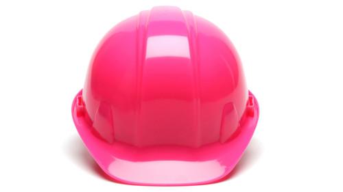 Pyramex® Cap Style Hi-Vis Pink Hard Hats
