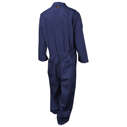 Radians FRCA-002 VolCore Long Sleeve Cotton FR Coverall - Navy - BACK