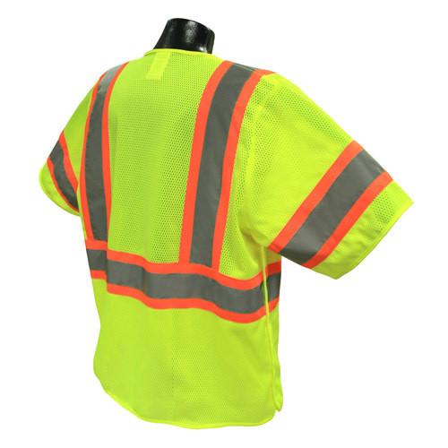 Radians® SV24-3GM Full Breakaway Type R Class 3 Surveyor Safety Vest