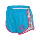 Monogrammed Athletic Shorts