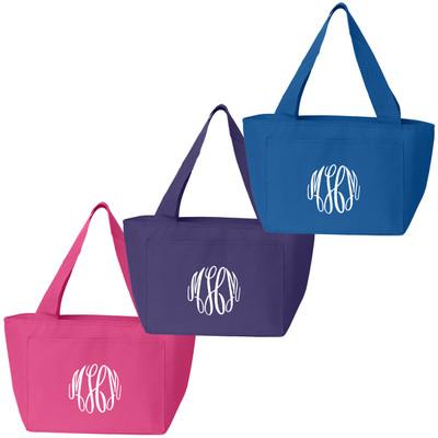 Monogrammed Cooler/Lunch Bag
