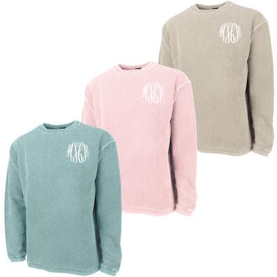 Monogrammed Camden Crew Neck Sweatshirt