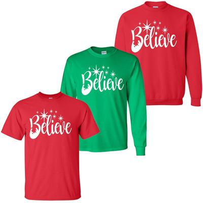 Believe Manger T-Shirt