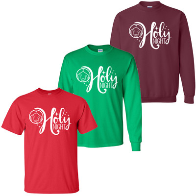 O Holy Night T-Shirt