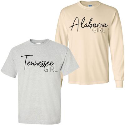 State Girl Shirt
