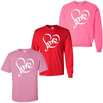 Love Heart Shirt