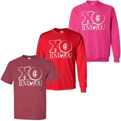 XO Love You Shirt