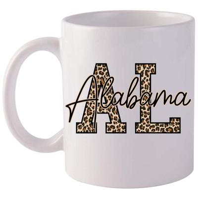 Leopard State Coffee Mug