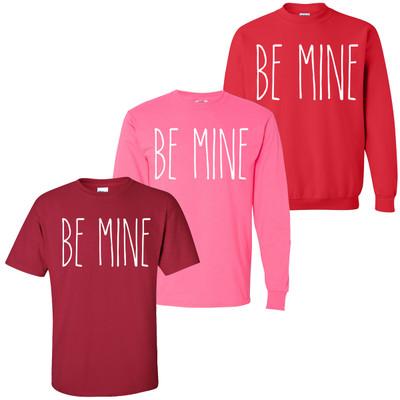 Be Mine Tall Shirt