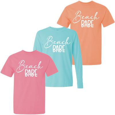 Beach Babe Comfort Colors T-Shirt
