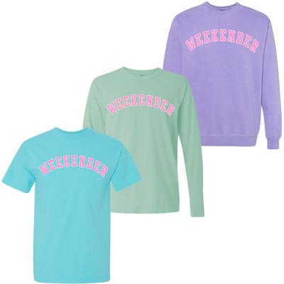 Weekender Comfort Colors Shirt