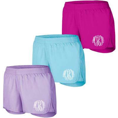 Girls Monogrammed Wayfarer Shorts