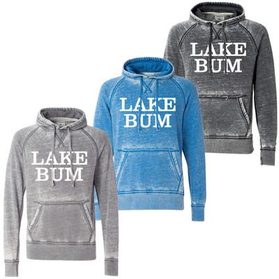 Lake Bum Zen Fleece Hoodie